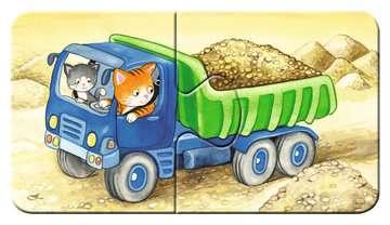 Dieren in de bouw Puzzels;Puzzels voor kinderen - image 11 - Ravensburger