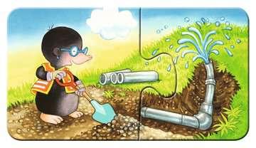Dieren in de bouw Puzzels;Puzzels voor kinderen - image 7 - Ravensburger