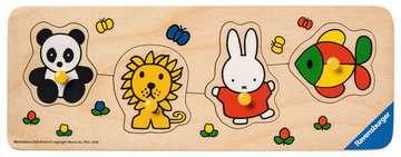 nijntje en haar dierenvriendjes Puzzels;Puzzels voor kinderen - image 2 - Ravensburger