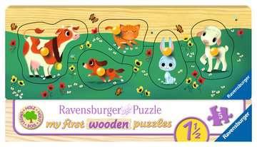 Liefste dierenvriendjes Puzzels;Puzzels voor kinderen - image 1 - Ravensburger