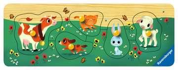Liefste dierenvriendjes Puzzels;Puzzels voor kinderen - image 2 - Ravensburger