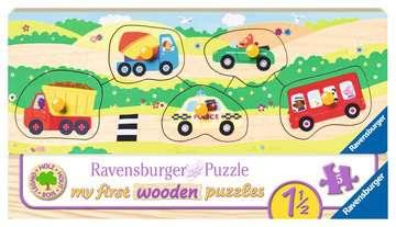 Allereerste voertuigen Puzzels;Puzzels voor kinderen - image 1 - Ravensburger