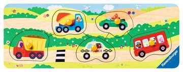 Allereerste voertuigen Puzzels;Puzzels voor kinderen - image 2 - Ravensburger