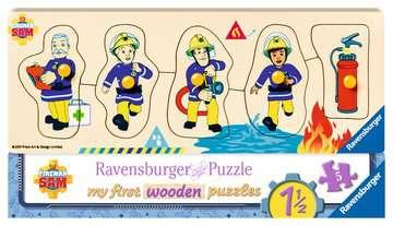 Sam en z'n vrienden Puzzels;Puzzels voor kinderen - image 1 - Ravensburger