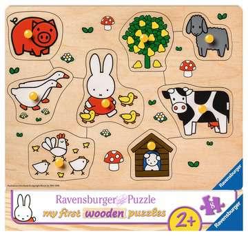 nijntje op de boerderij Puzzels;Puzzels voor kinderen - image 1 - Ravensburger