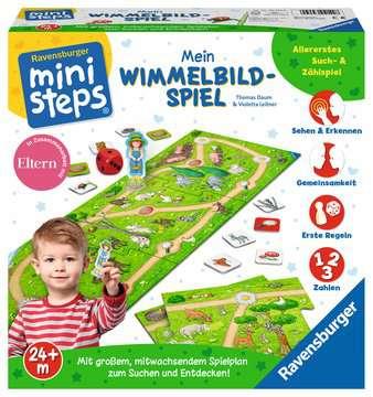 Mein Wimmelbild-Spiel Baby und Kleinkind;Spiele - Bild 2 - Ravensburger