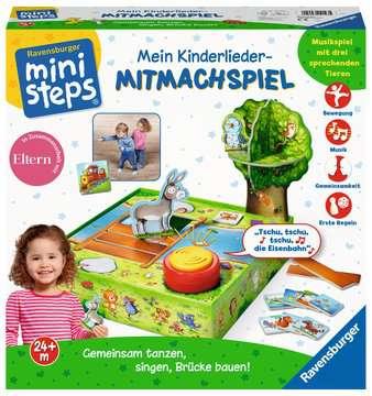 04143 Spiele Mein Kinderlieder-Mitmachspiel von Ravensburger 2