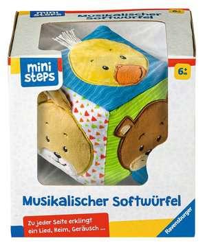 04162 Spielzeug Musikalischer Softwürfel von Ravensburger 1