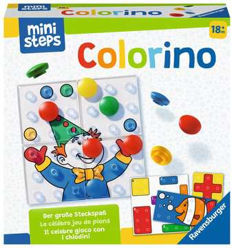 04165 Spiele Colorino von Ravensburger 1
