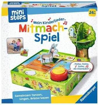 04172 Spiele Mein Kinderlieder-Mitmachspiel von Ravensburger 1