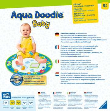 04181 Aqua Doodle® Aqua Doodle® Baby von Ravensburger 5