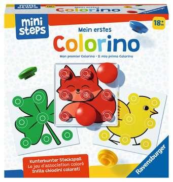 04186 Spiele Mein erstes Colorino von Ravensburger 1