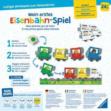04187 Spiele Mein erstes Eisenbahn-Spiel von Ravensburger 2