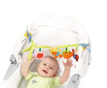 04448 Spielzeug Kinderwagen-Kette von Ravensburger 3