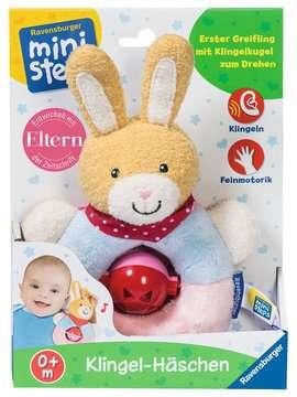 Klingel-Häschen Baby und Kleinkind;Spielzeug - Bild 2 - Ravensburger
