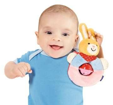 Klingel-Häschen Baby und Kleinkind;Spielzeug - Bild 3 - Ravensburger