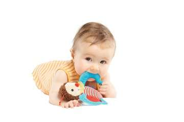 04468 Spielzeug Klingender Beißring von Ravensburger 3