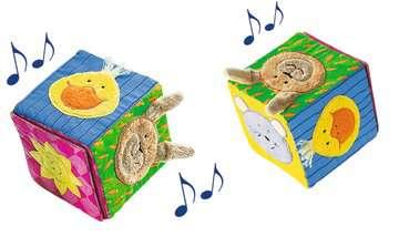 Musikalischer Softwürfel Baby und Kleinkind;Spielzeug - Bild 5 - Ravensburger