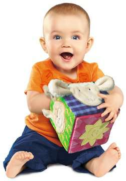 Musikalischer Softwürfel Baby und Kleinkind;Spielzeug - Bild 6 - Ravensburger