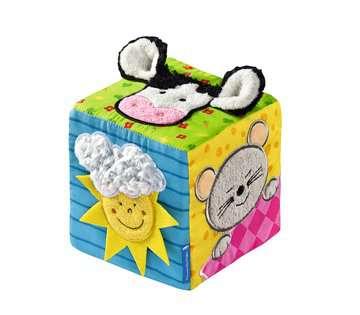 04470 Spielzeug Softwürfel Lustige Fingerspiele von Ravensburger 1