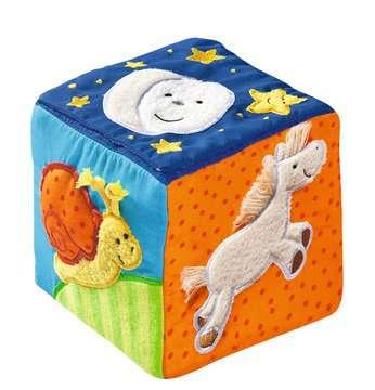 Softwürfel Lustige Fingerspiele Baby und Kleinkind;Spielzeug - Bild 2 - Ravensburger
