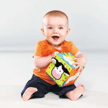 Softwürfel Lustige Fingerspiele Baby und Kleinkind;Spielzeug - Bild 5 - Ravensburger