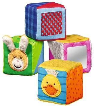 Meine liebsten Spielwürfel Baby und Kleinkind;Spielzeug - Bild 1 - Ravensburger