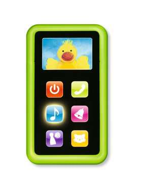 Mein erstes Smart-Phone Baby und Kleinkind;Spielzeug - Bild 1 - Ravensburger