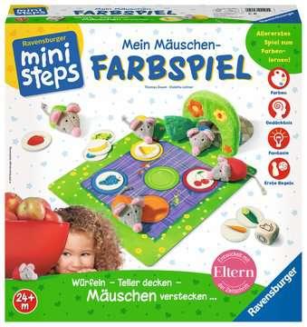 Mein Mäuschen-Farbspiel Baby und Kleinkind;Spiele - Bild 1 - Ravensburger
