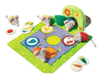 04495 Spiele Mein Mäuschen-Farbspiel von Ravensburger 2