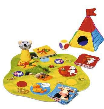 Mein erstes Mitmach-Spiel Baby und Kleinkind;Spiele - Bild 2 - Ravensburger
