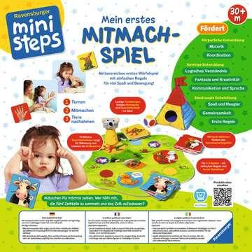 Mein erstes Mitmach-Spiel Baby und Kleinkind;Spiele - Bild 9 - Ravensburger