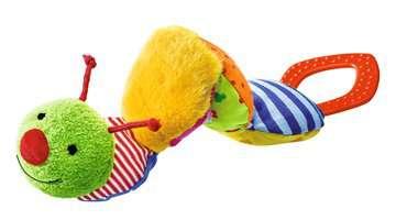Spiel- und Entdecker-Raupe Baby und Kleinkind;Spielzeug - Bild 1 - Ravensburger