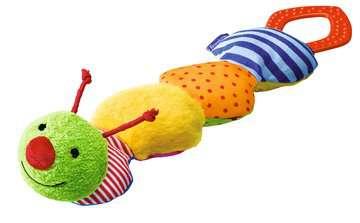 Spiel- und Entdecker-Raupe Baby und Kleinkind;Spielzeug - Bild 2 - Ravensburger