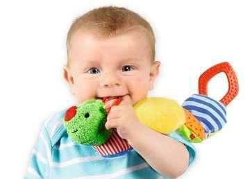 Spiel- und Entdecker-Raupe Baby und Kleinkind;Spielzeug - Bild 4 - Ravensburger