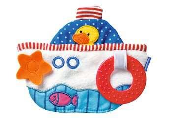 Fühl- und Knisterboot Baby und Kleinkind;Spielzeug - Bild 1 - Ravensburger