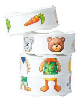 Mein Stapel-Puzzle-Turm Baby und Kleinkind;Spielzeug - Bild 1 - Ravensburger