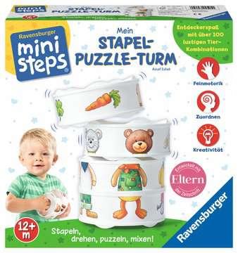 04505 Spielzeug Mein Stapel-Puzzle-Turm von Ravensburger 2
