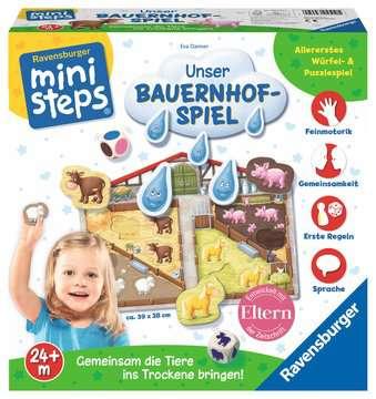 04510 Spiele Unser Bauernhof-Spiel von Ravensburger 2