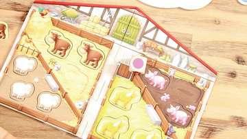 Unser Bauernhof-Spiel Baby und Kleinkind;Spiele - Bild 3 - Ravensburger
