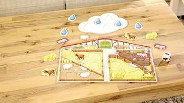 Unser Bauernhof-Spiel Baby und Kleinkind;Spiele - Bild 5 - Ravensburger