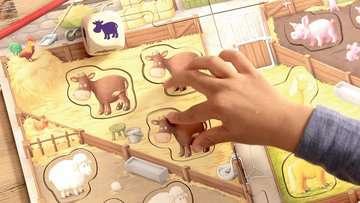 Unser Bauernhof-Spiel Baby und Kleinkind;Spiele - Bild 12 - Ravensburger