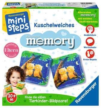 04512 Spiele Kuschelweiches memory® von Ravensburger 1