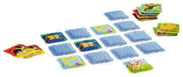 04512 Spiele Kuschelweiches memory® von Ravensburger 2