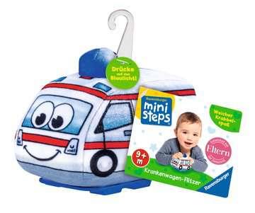 Krankenwagen-Flitzer Baby und Kleinkind;Spielzeug - Bild 2 - Ravensburger