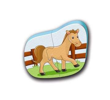 04537 Spielzeug Badepuzzle Bauernhof von Ravensburger 5