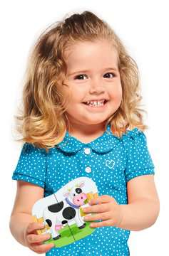 Badepuzzle Bauernhof Baby und Kleinkind;Spielzeug - Bild 8 - Ravensburger
