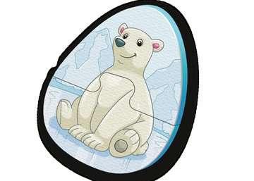 Badepuzzle Zoo Baby und Kleinkind;Spielzeug - Bild 2 - Ravensburger