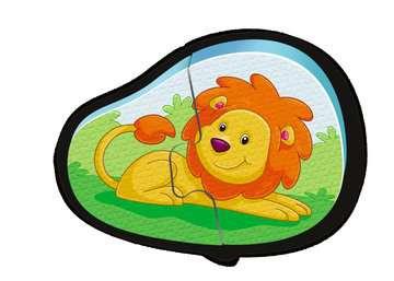 Badepuzzle Zoo Baby und Kleinkind;Spielzeug - Bild 6 - Ravensburger