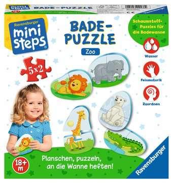 Badepuzzle Zoo Baby und Kleinkind;Spielzeug - Bild 7 - Ravensburger